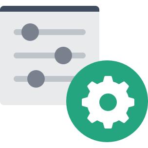Digital rendering of custom fields synced.