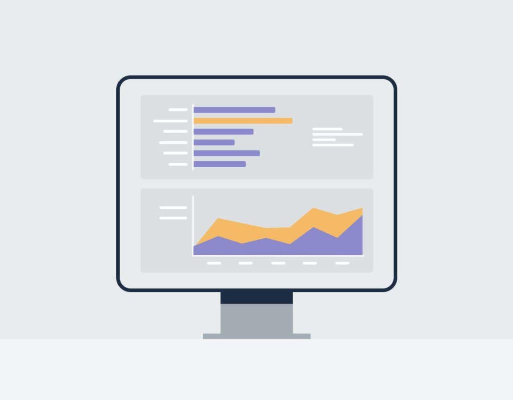 digital rendering of recruiting analytics